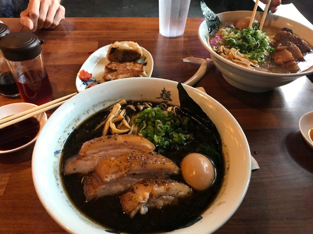 7/11/18: Noodle Club