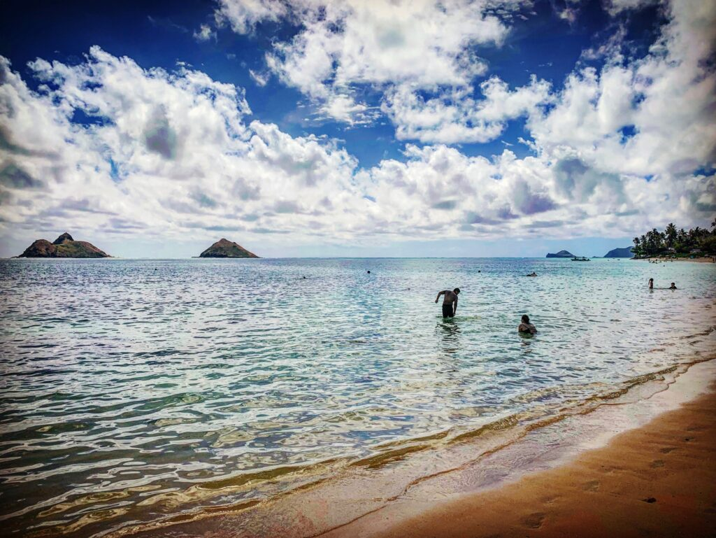 4/8/19: Lanikai Beach Bum Blues