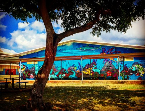 5/7/19: Mural Art of Oahu (part three)