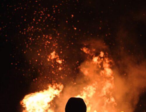 9/25/20: Crawl Through Fire